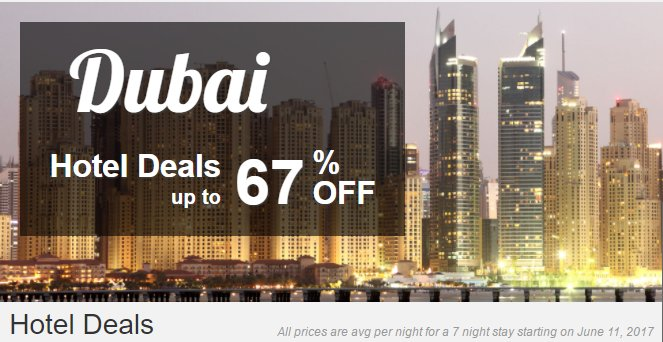 Dubai Vacation with Hotel and Air $999  https:// bit.ly/2C1Z6v5  &nbsp;   #Internetmarketing #defstar5 #makeyourownlane #socialmedia #DigitalMarketing #onlinemarketing #vacation #travel #EmailMarketing #Entrepreneur #Startup #marketing<br>http://pic.twitter.com/ron67ftCmh