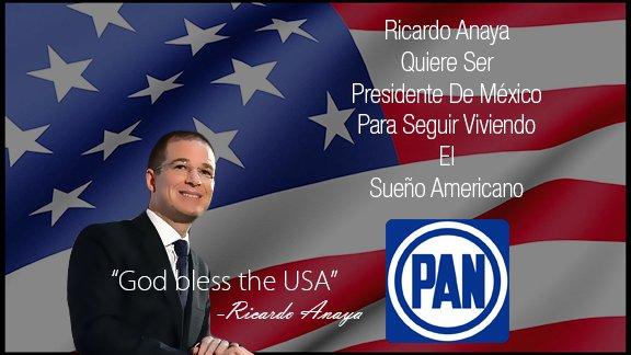 Ricardo Anaya https://t.co/V3OYyJlpnp