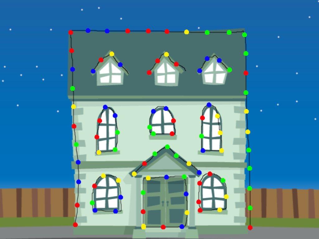 Abcya Christmas Lights