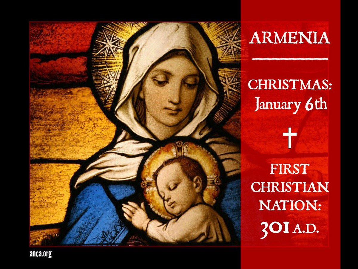 armenian faithfacts the armenian church celebrates christmas january 6th armenia became the first state to adopt christianity in 301 ad - When Is Armenian Christmas