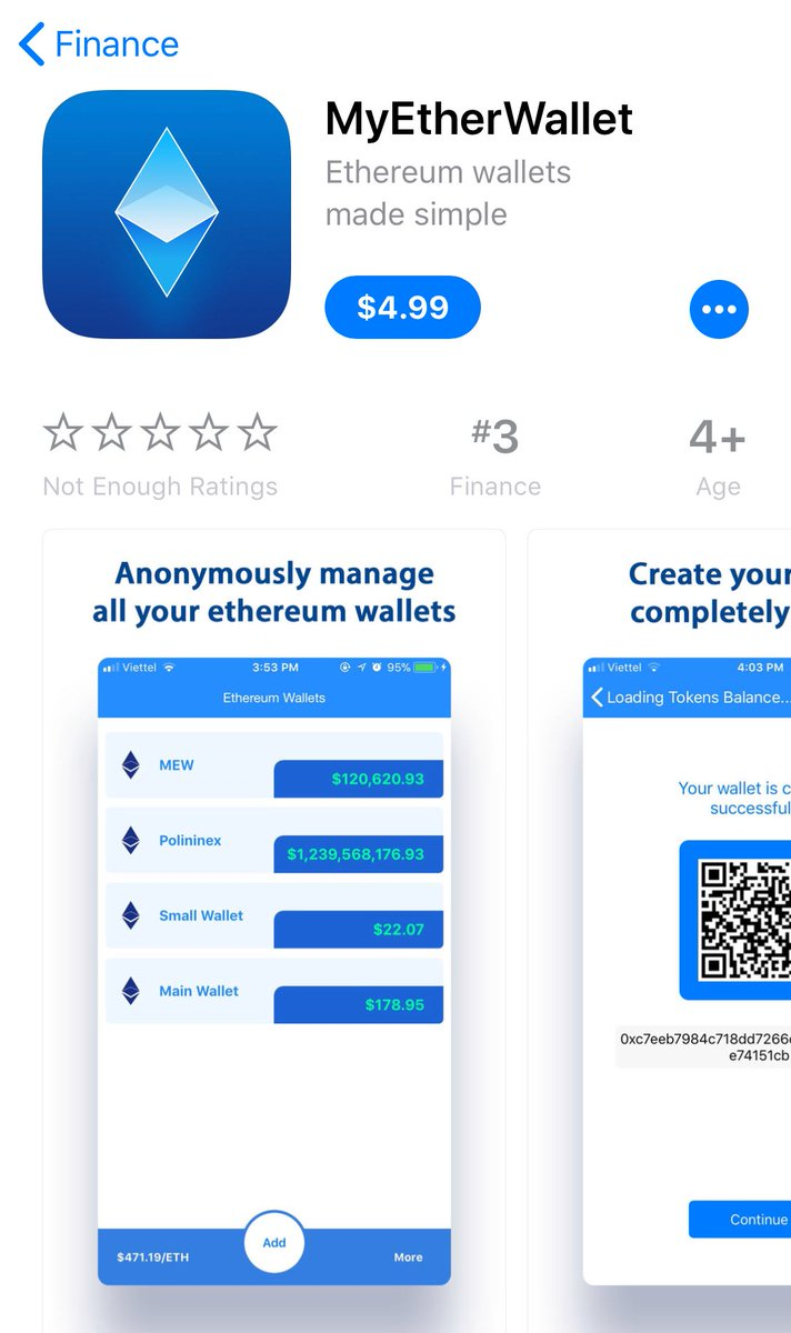 Apple let a knockoff version of one of the world's biggest crypto wallets into the App Store