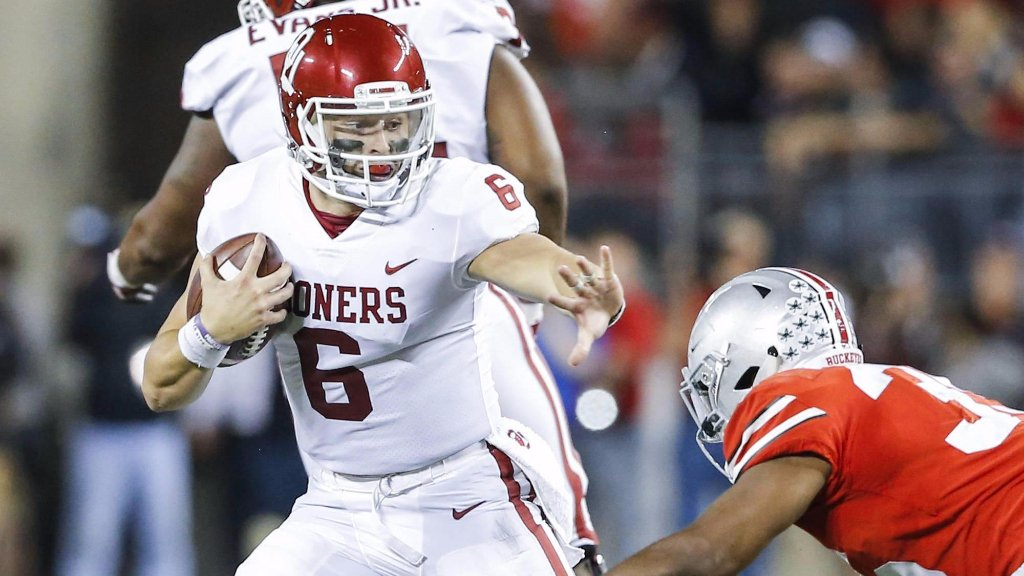 Get the latest Oklahoma Sooners Football news photos rankings lists and more on Bleacher Report