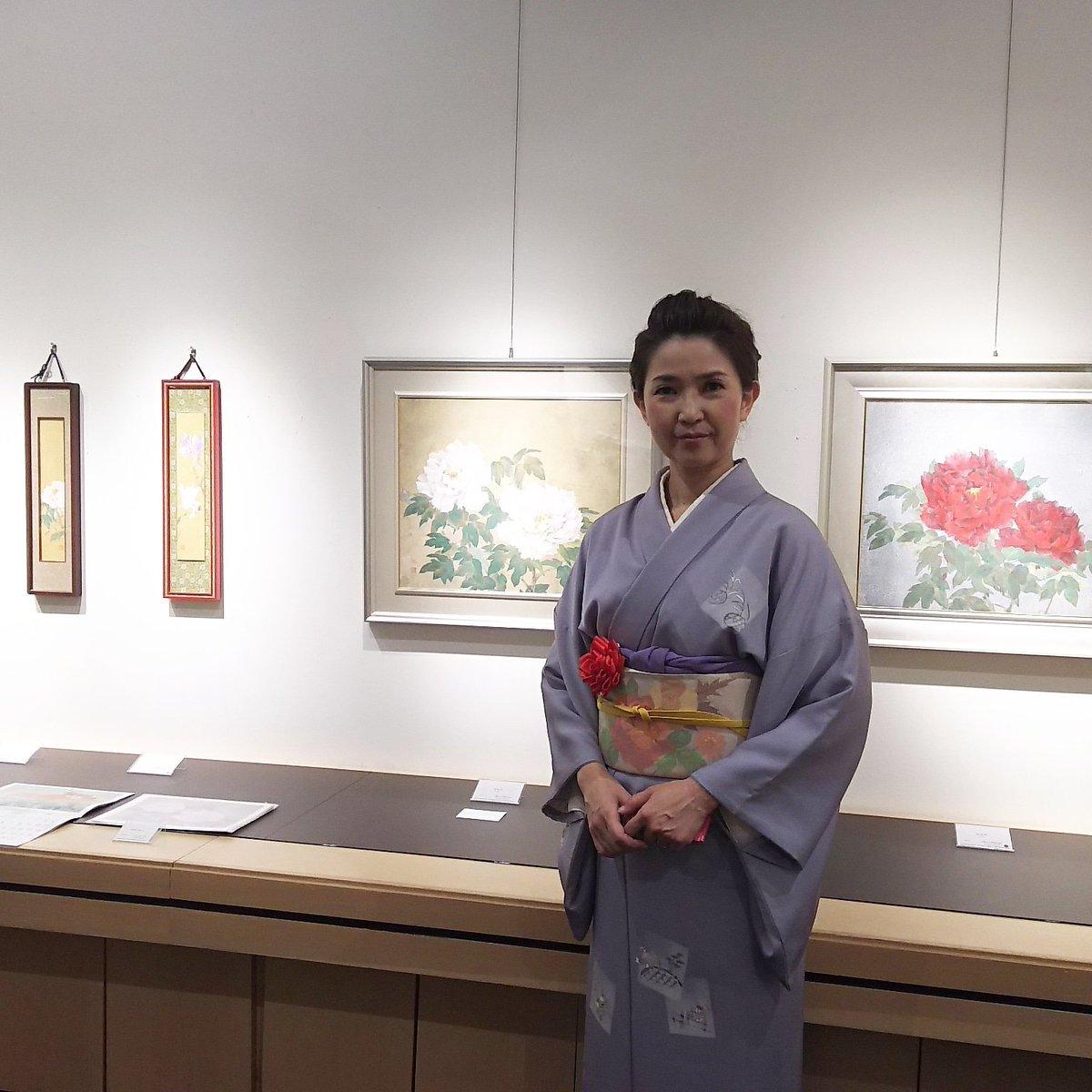 京都日本画家協会 hashtag on Tw...