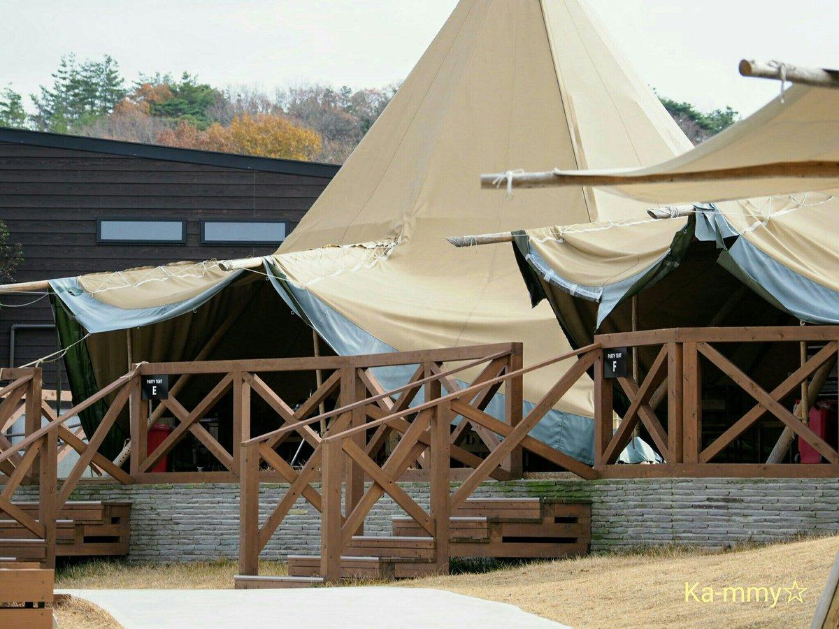 ネスタ リゾート キャンプ