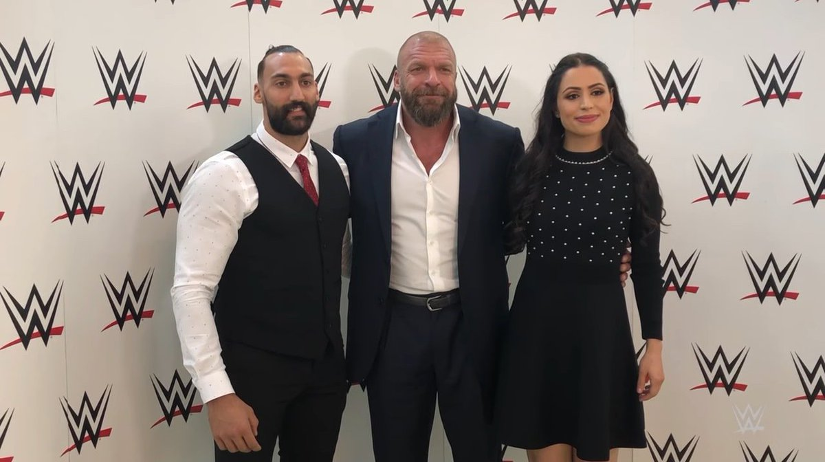 Two WWE NXT Talents Reportedly Released