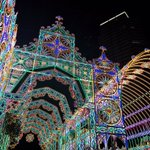 そして、念願の神戸ルミナリエに行けました!! pic.twitter.com/xX7JTRcT7b