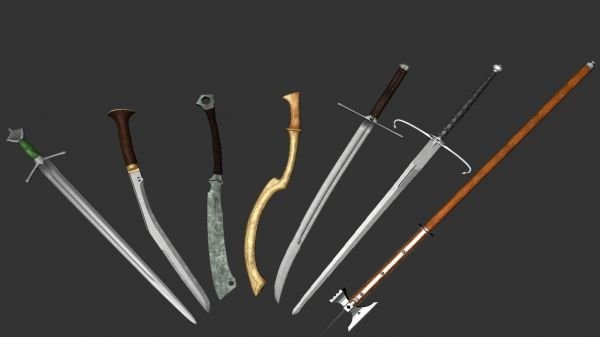 special weapons skyrim