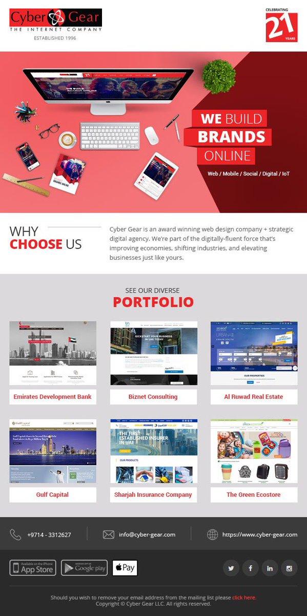 A web site should be a profit centre #website #Dubai  http://www. cyber-gear.com  &nbsp;  <br>http://pic.twitter.com/PutYUxxYPo