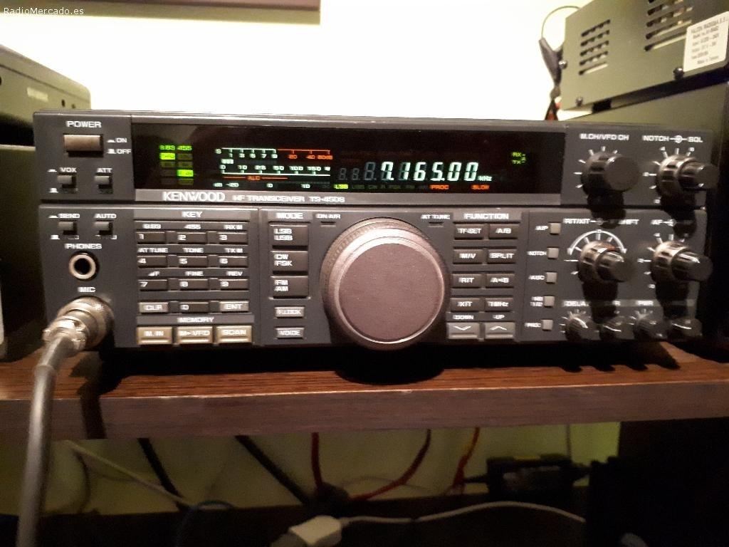 Kenwood Ts 450s manual