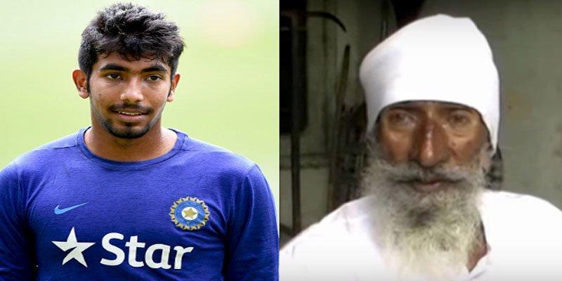 ક્રિકેટર જસપ્રિત બુમરાહના દાદાનો મૃતદેહ મળ્યો સાબરમતી નદીમાંથી, બે દિવસથી હતા ગુમ