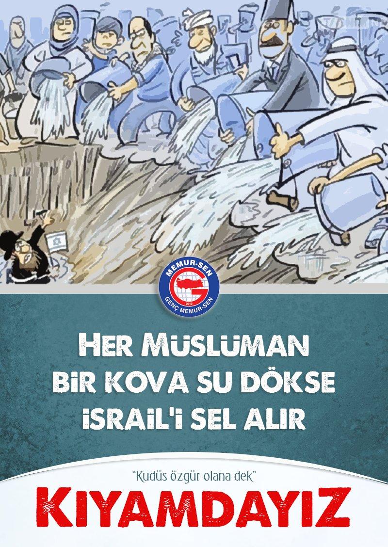RT @06gmsyenimahall: #MüminlerinBaşkentiKudüs  #KudüseSahipÇık  #İslamDünyasıUYAN https://t.co/H8j88w5t7G