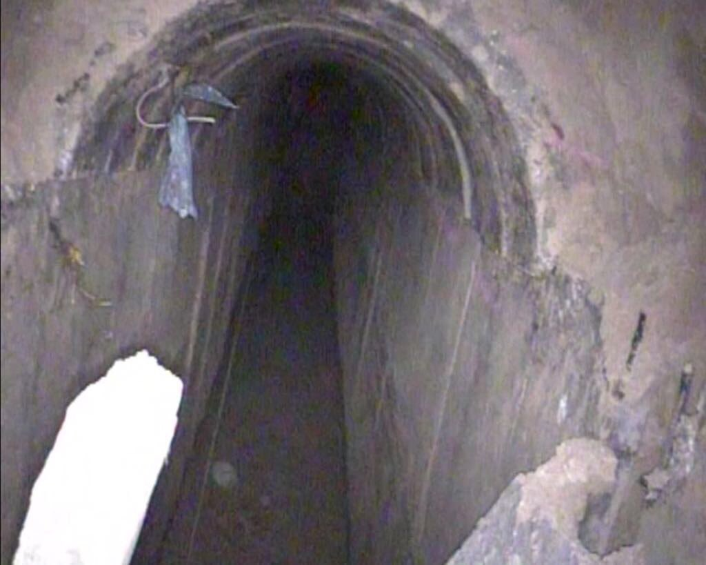 #IDF announced that a new terrorist attack tunnel, penetrating several hundred meters into Israel, was destroyed overnight. Israeli Engineers, intelligence, and technology combined made this possible. This is the second attack tunnel destroyed in a few weeks.