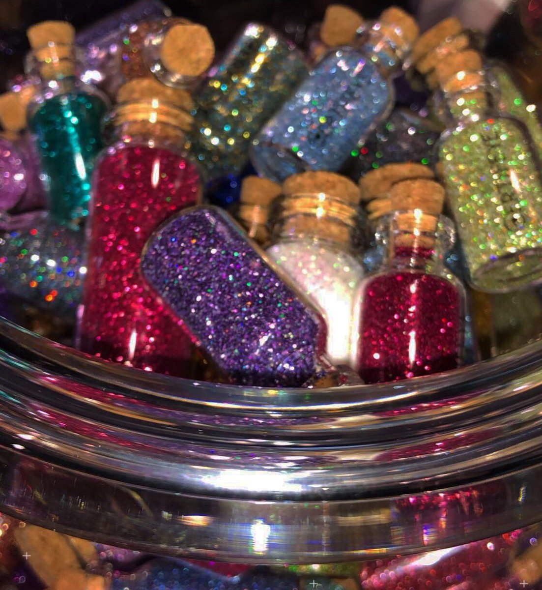 Love our glitter range! Over 100+ shades to choose from!