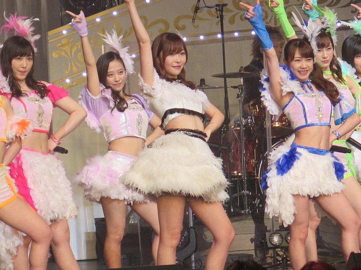 #第7回AKB48紅白対抗歌合戦  #モーニング娘。'17  さんと #指原莉乃 が共演! #泡沫サタデーナイト! #Get you!  を熱唱!  本人も場内も更にヒートアップ!!  TII担当マネージャーT