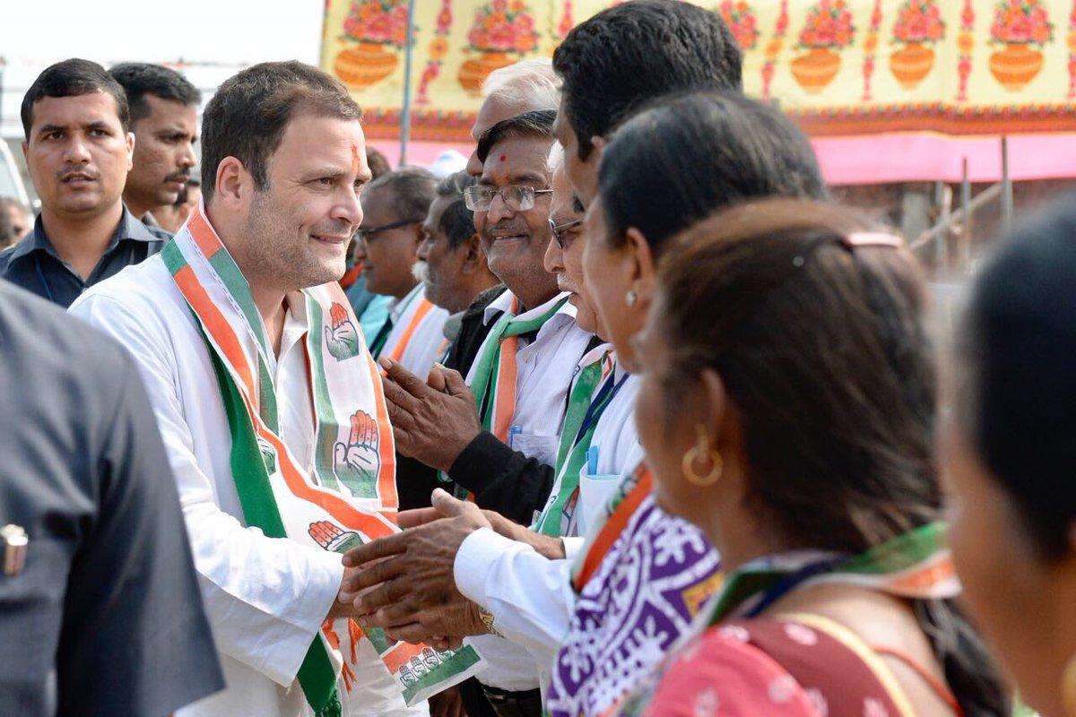 Rahul Gandhi addresses citizens of Dakor...