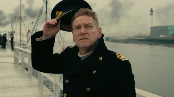 Happy Birthday to Kenneth Branagh 57 today! Remember is available for home viewing from 18/12/17.