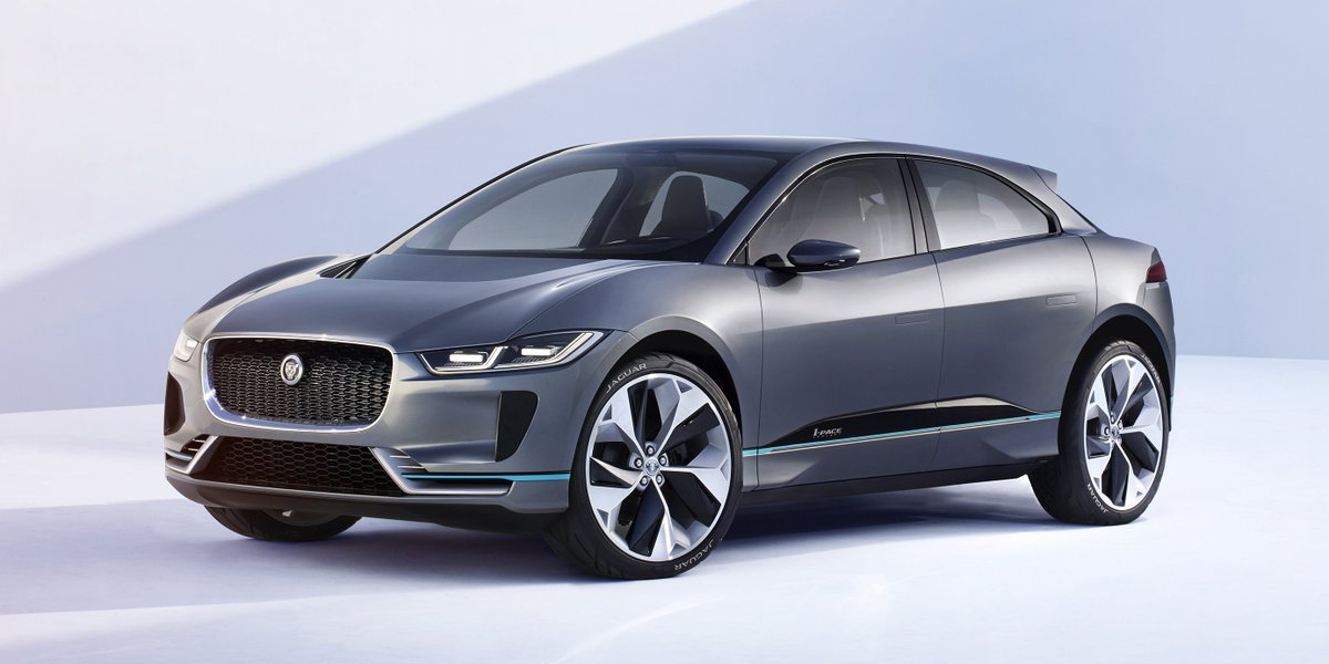 Jaguar On Twitter Pace Invader Ipace Concept Https T Co Ugwtllx7a9