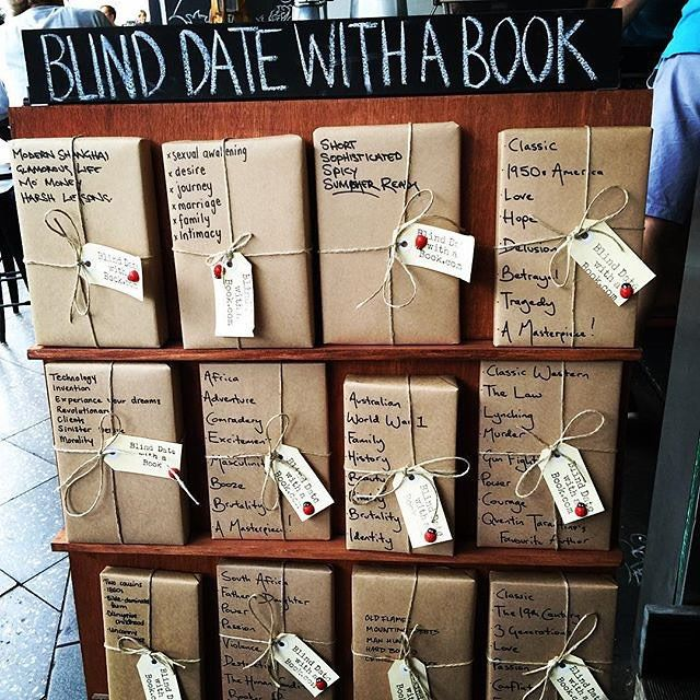 RT @thelaceylondon: When a bookworm goes on a blind date...  📚❤️  #amwriting #amreading https://t.co/KLRnkBLUE0