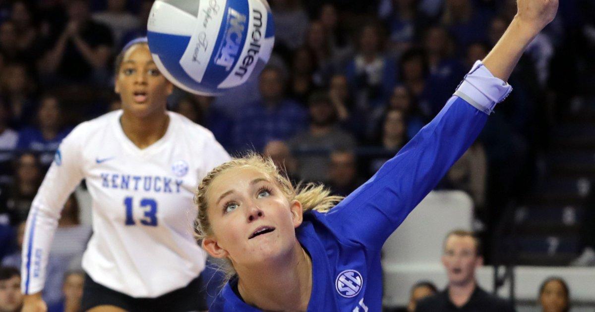 Kentucky's NCAA volleyball tourney run https://t.co/qO44PCt8z6