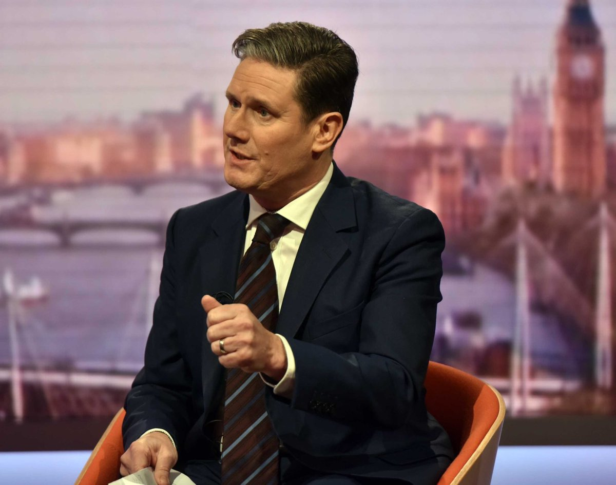 Keir Starmer: Labour backs 'easy' movement of EU migrants https://t.co/dao7sJEo8p