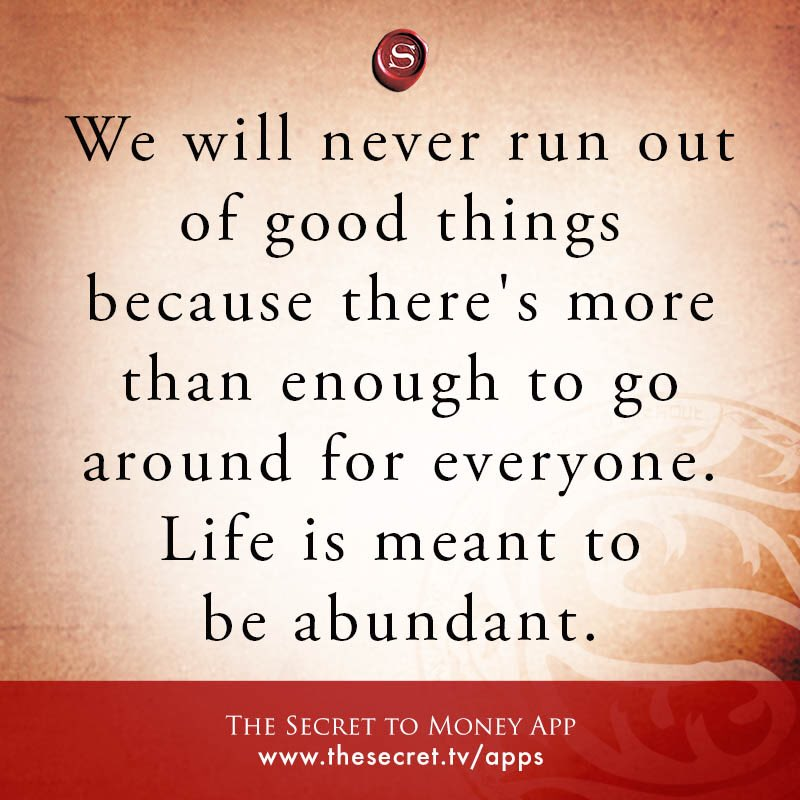 The most abundant thing in our life is o...