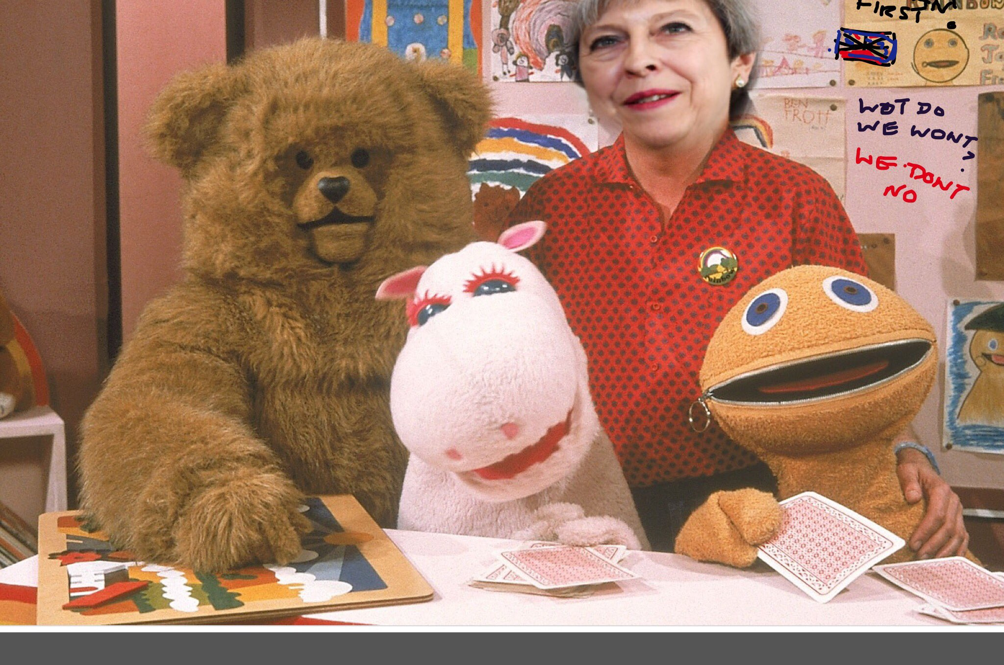Theresa May upgrades the negotiating team fir the next round of talks. https://t.co/klciqNLrC4