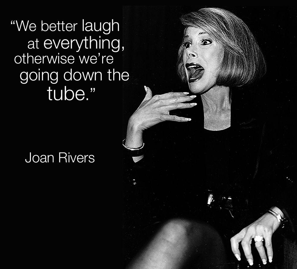 #WordsofJoan #JoanRivers https://t.co/4EnfS22kJF