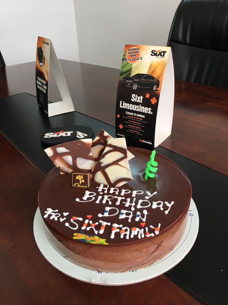 SIXT rent a car on Twitter Happy Birthday to Mr Dan our