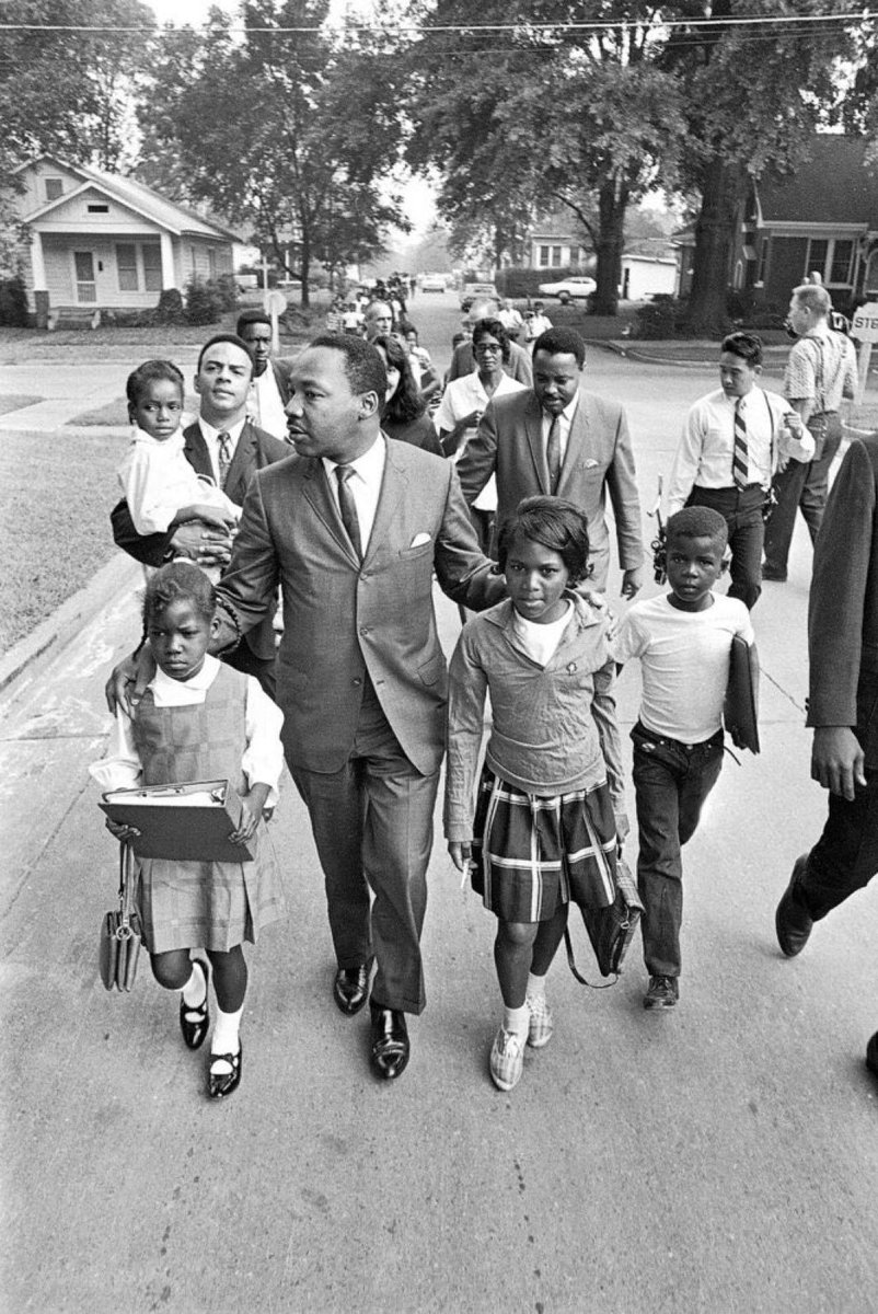 Everybody can be great... because anybody can serve. You don't have to have a college degree to serve. You don't have to make your subject and verb agree to serve.  You only need a heart full of grace. A soul generated by love. —Dr. Martin Luther King Jr. #HumanRightsDay