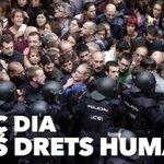 Els drets humans no es poden menysprear ni vulnerar!  La lluita continua ✊ #HumanRightsDay #DDHH