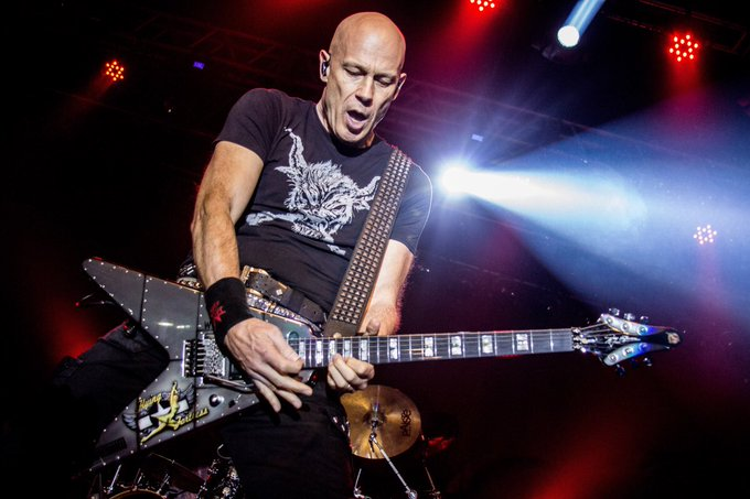 Happy birthday to Wolf Hoffmann of Accept!