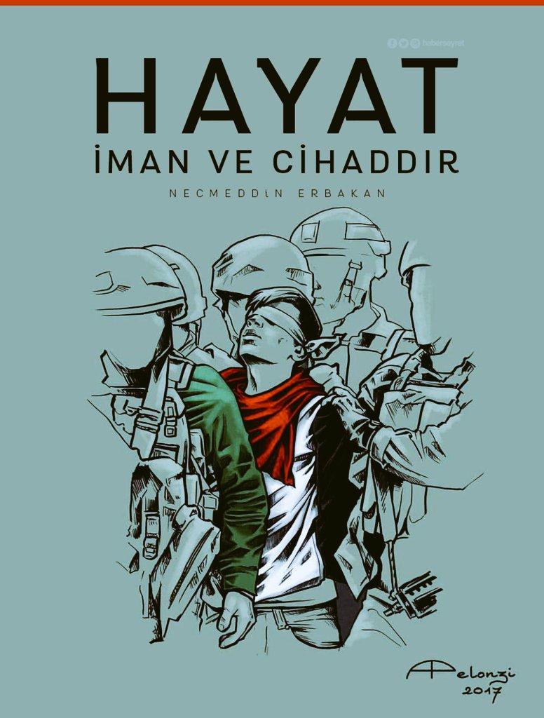 Hayat İman ve Cihaddır. #Kudüsiçinçözüm...