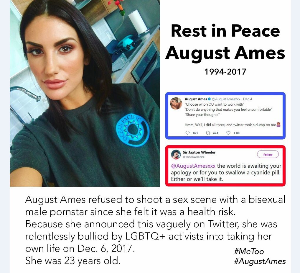 """August Ames Jordi Porn august ames on twitter: """"plus i didn't say any namesbut i"""