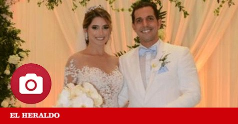 #EnImagenes | Así fue la boda de @DANIEL...