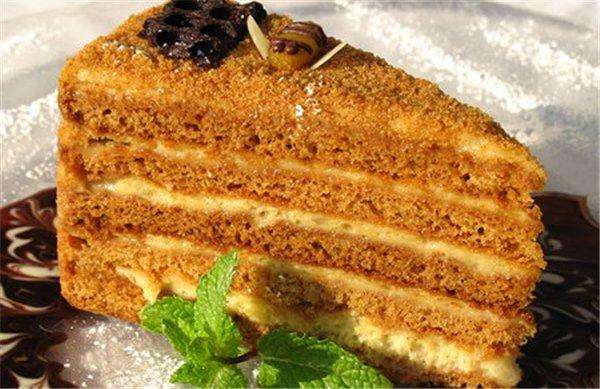 Рецепты торт рыжик