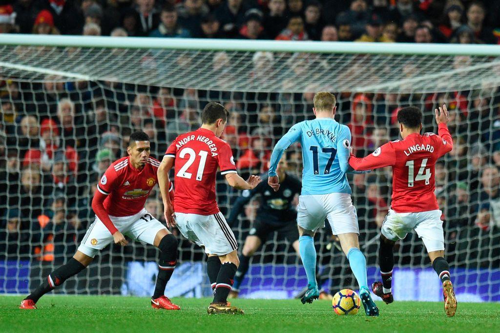 Belum Terkalahkan, Manchester City Juara Paruh Musim Liga Inggris