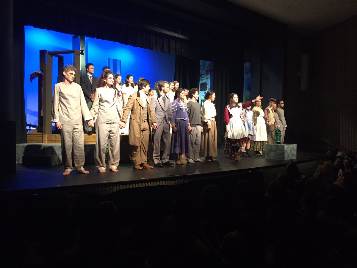 Awesome show today! Great job by cast and crew!! #proud @case_theatre @JosephCaseHS<br>http://pic.twitter.com/6RaVkaDbKZ