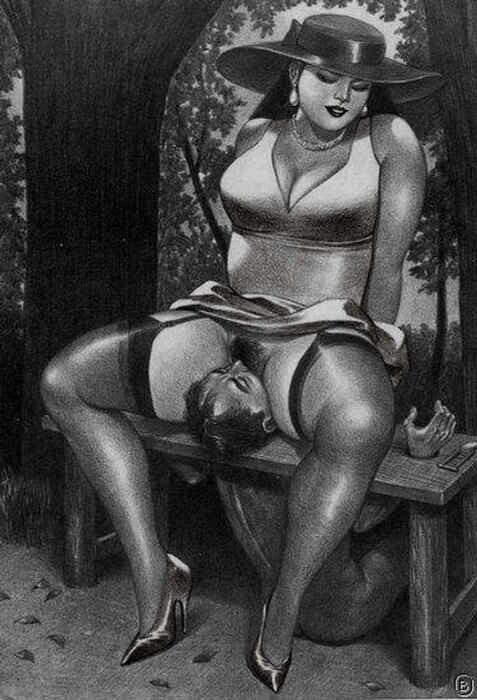 панталоны женское доминирование если ролик