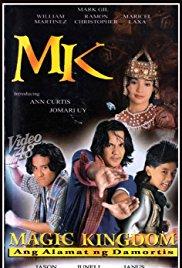 Magic Kingdom: Ang alamat ng Damortis