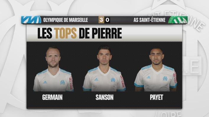 Les Tops de @PierreMenes pour #OMASSE !...
