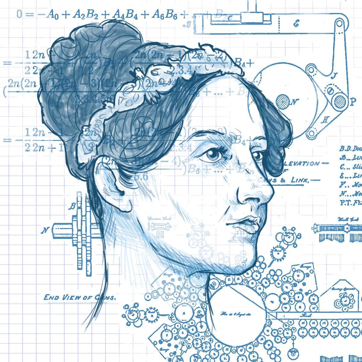 Tal día como hoy en 1815 nacía Ada Lovelace, la primera programadora de la historia https://t.co/rlZHF7ioMG