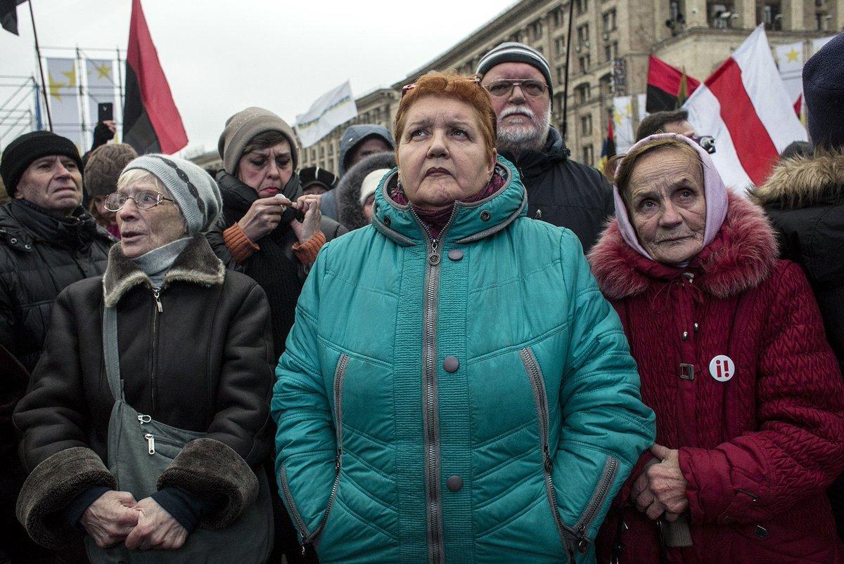 Прихильники Саакашвілі прийшли під будівлю ГПУ з вимогою відставки Луценка - Цензор.НЕТ 5125