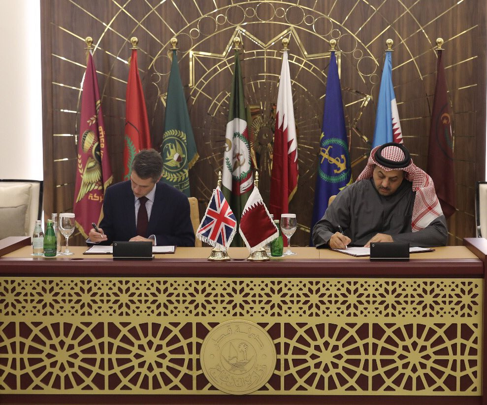 قطر تشتري 24 مقاتله يوروفايتر تايفون من بريطانيا  - صفحة 2 DQtKctEX0AAo4LI