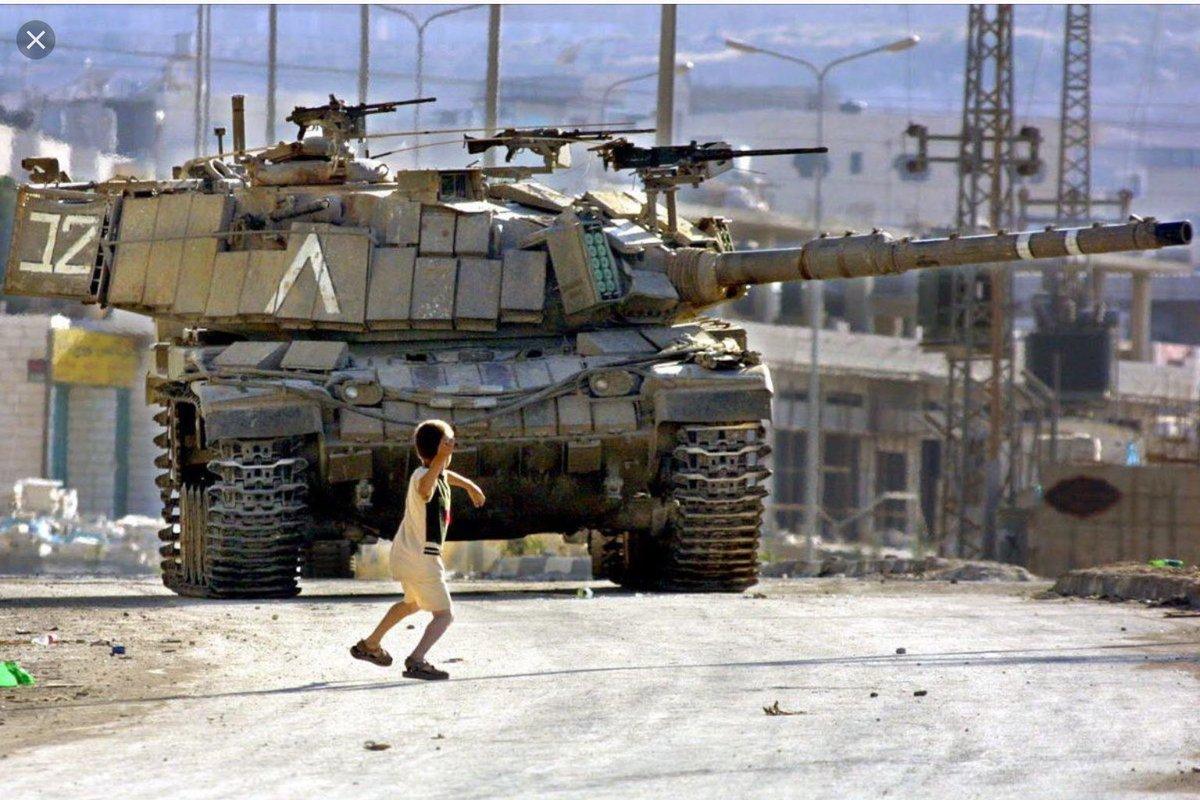 RT @husnumahalli: İşte Filistin. Beni korkutamazsın : sonunda mutlaka Kudüs benim olacak. https://t.co/Pn9cQTgyRD