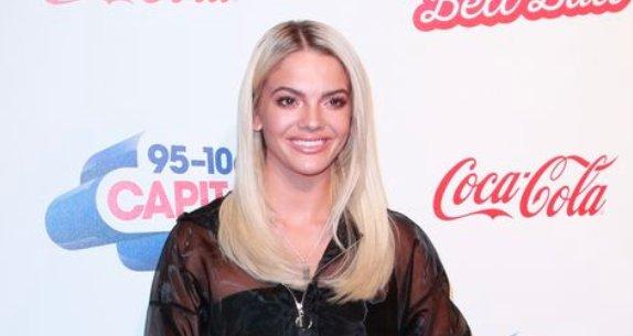 Louisa Johnson stuns in see-through trousers on Jingle Ball red carpet  https://t.co/BWAvbu52Wu