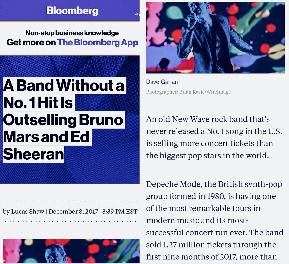 """#Bloomberg  #embarrassing selves,marvel """"#old #new #wave #band """" sels >m th #Bruno #Mars  #Depeche #Mode #genZ #hipsters pic.twitter.com/cNK7G82wFo"""