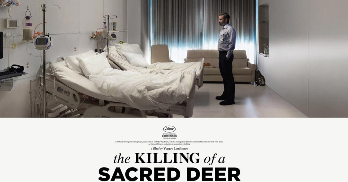 Who Invented The Bed >> Stoke Film Theatre On Twitter This Week The Killing Of A
