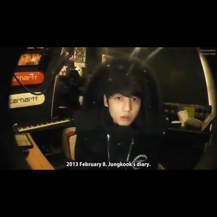 vlog อันแรกของจองกุก อยากกลับบ้านฉลองปีใ...