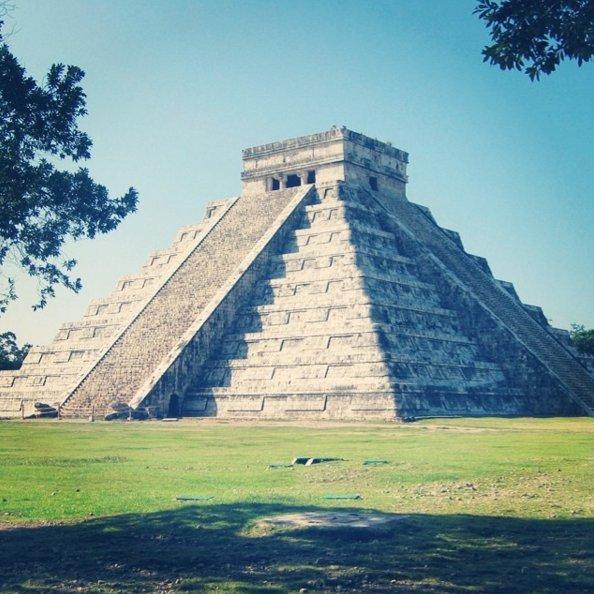 Ciudad prehispánica de Chichén Itzá #Méx...