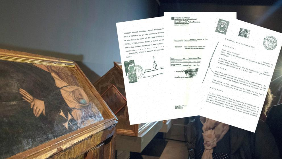 Estos son los documentos de la compraven...